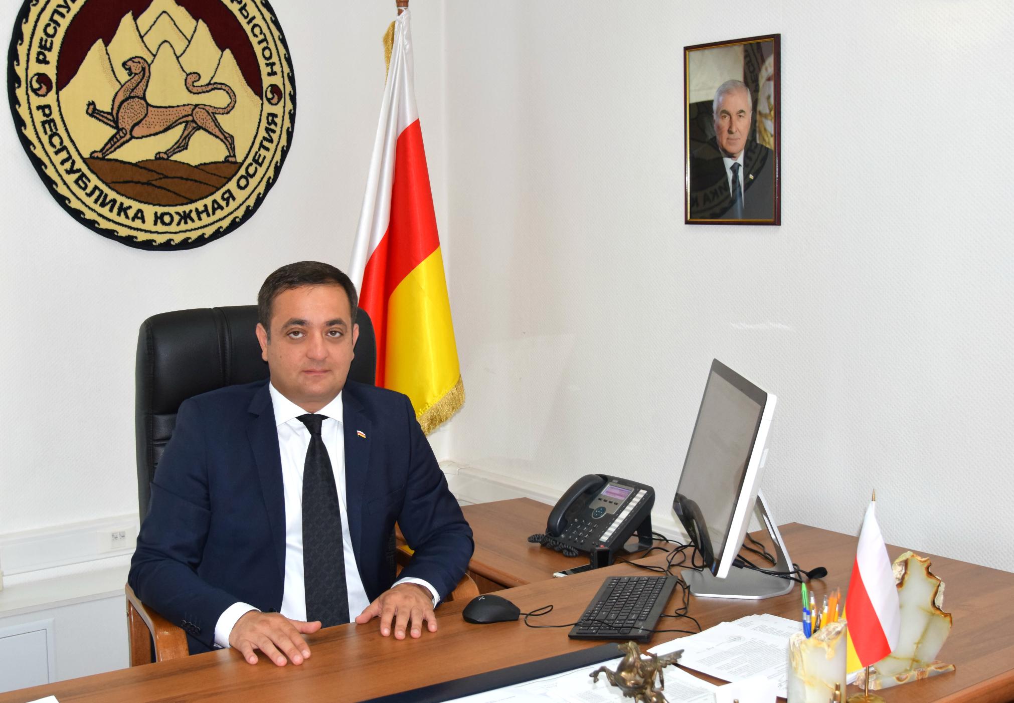 Знаур Гассиев: Война 2008 года — это беспрецедентная по жестокости акция преступного режима Саакашвили