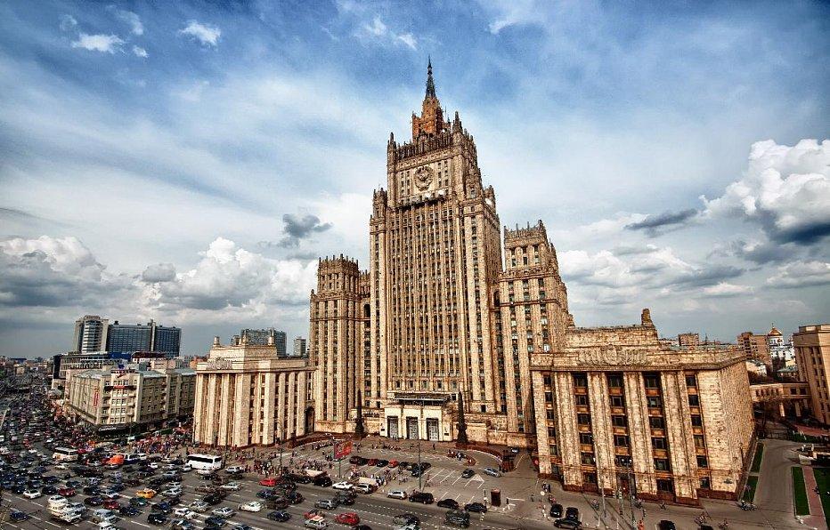Зарубежные дипломаты поздравили с 95-летием производственно-коммерческое управление по обслуживанию дипкорпуса при МИД РФ