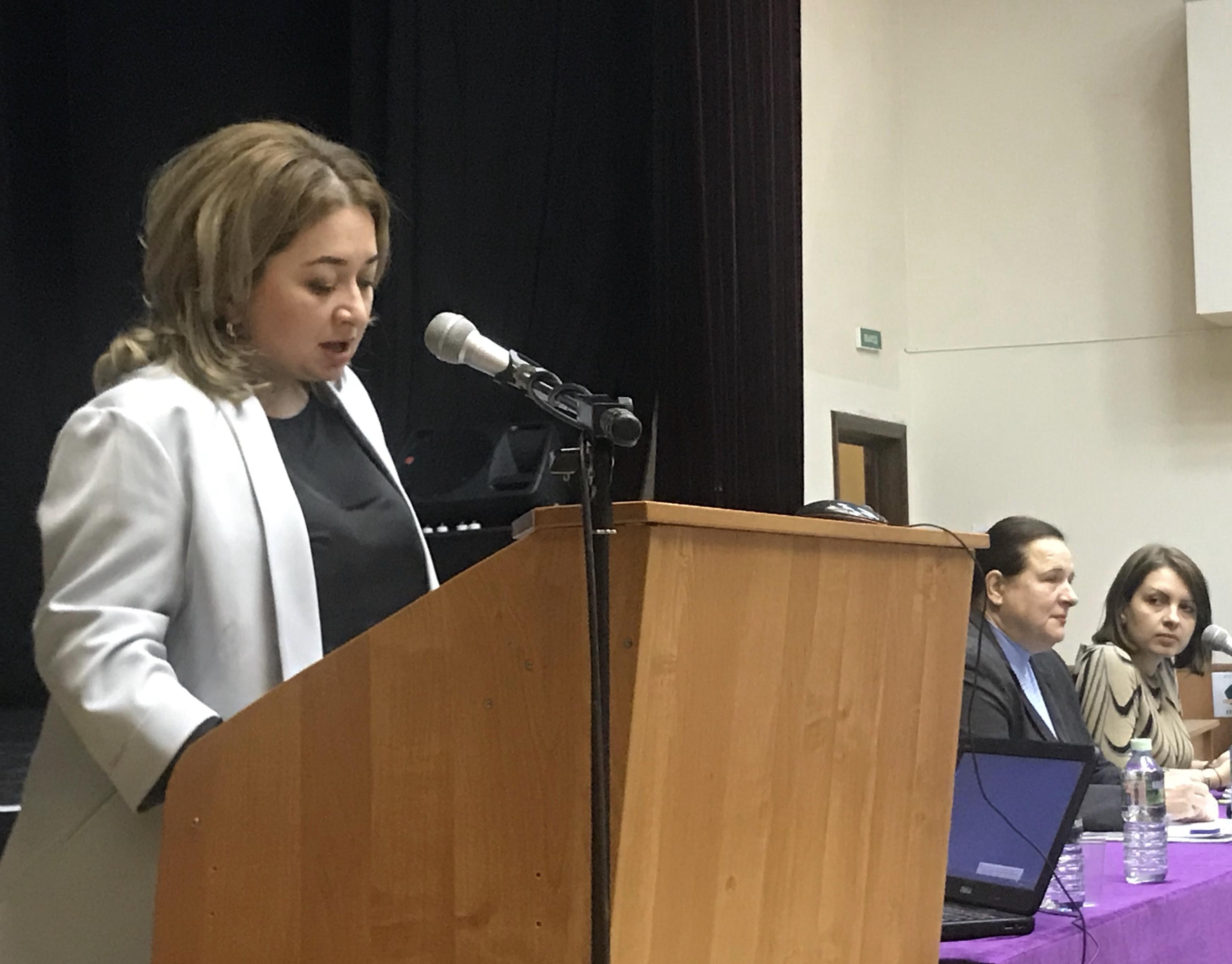 Югоосетинская делегация приняла участие во всероссийской научной конференции