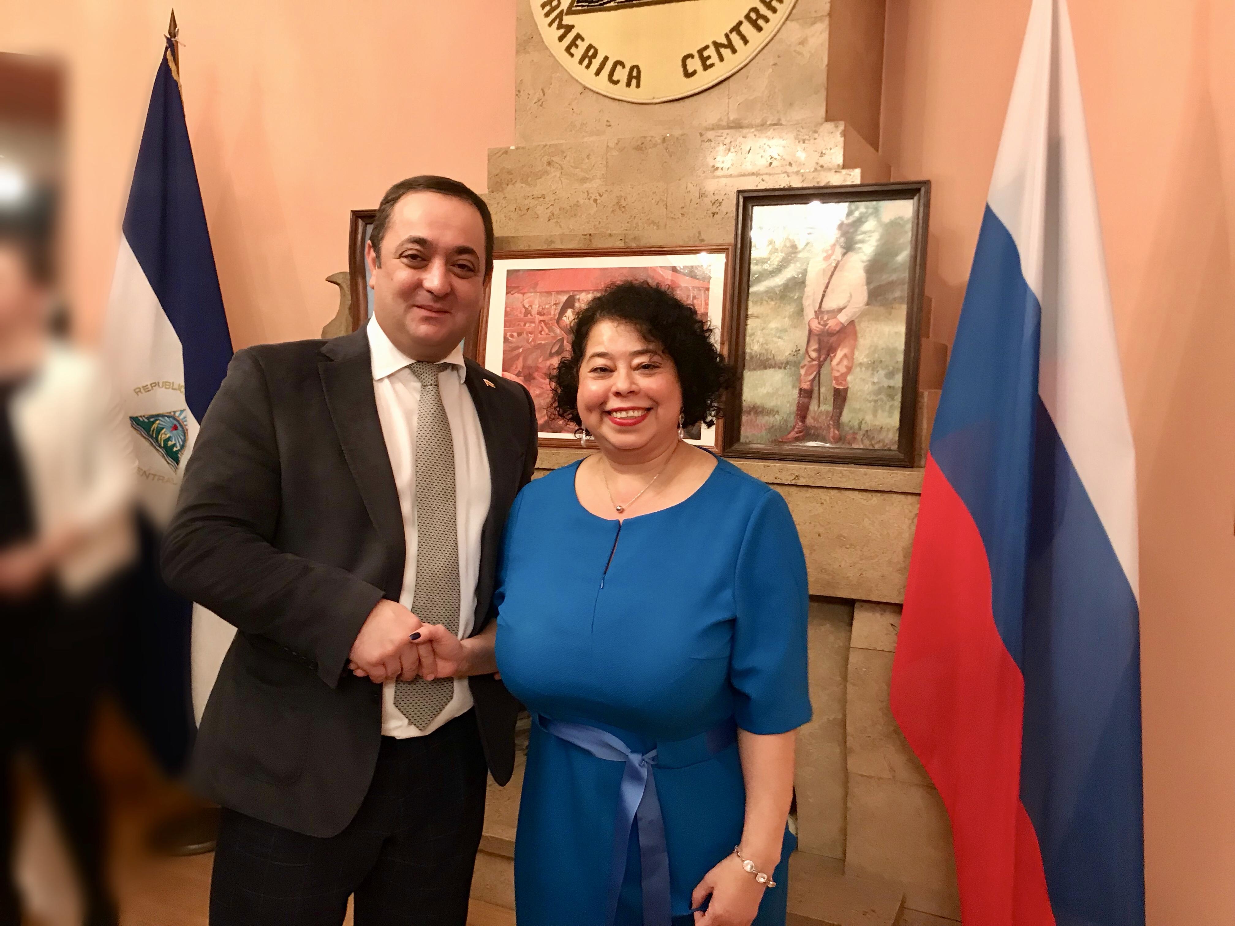 Культурное наследие как объединяющий фактор — выставка в Посольстве Никарагуа